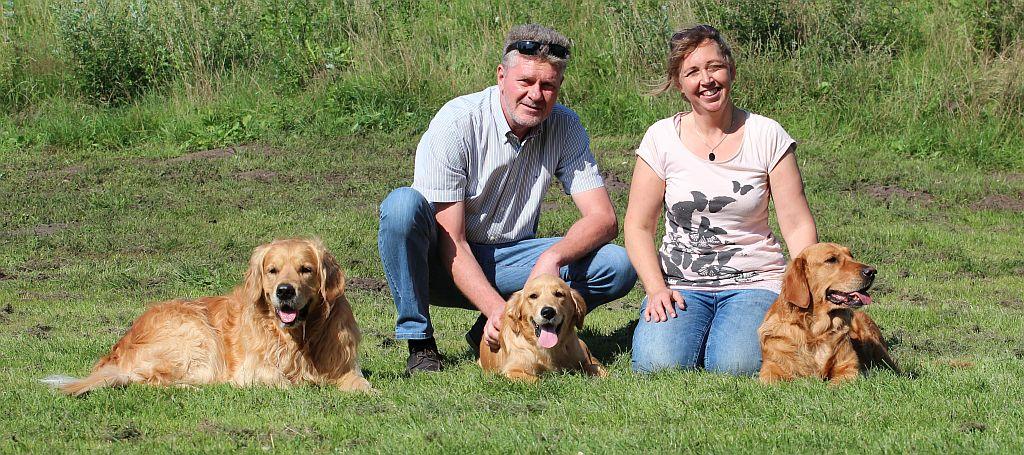 Glorias Familienfoto